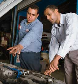 Auto Repair Technician Dipoma Program